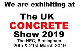 UK Concrete Show
