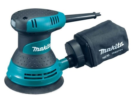 Makita 125mm Random Orbital Sander 300W  110V