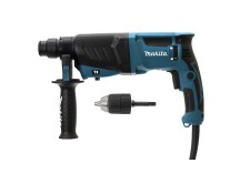 Makita SDS PLUS rotary hammer C/W rotation stop