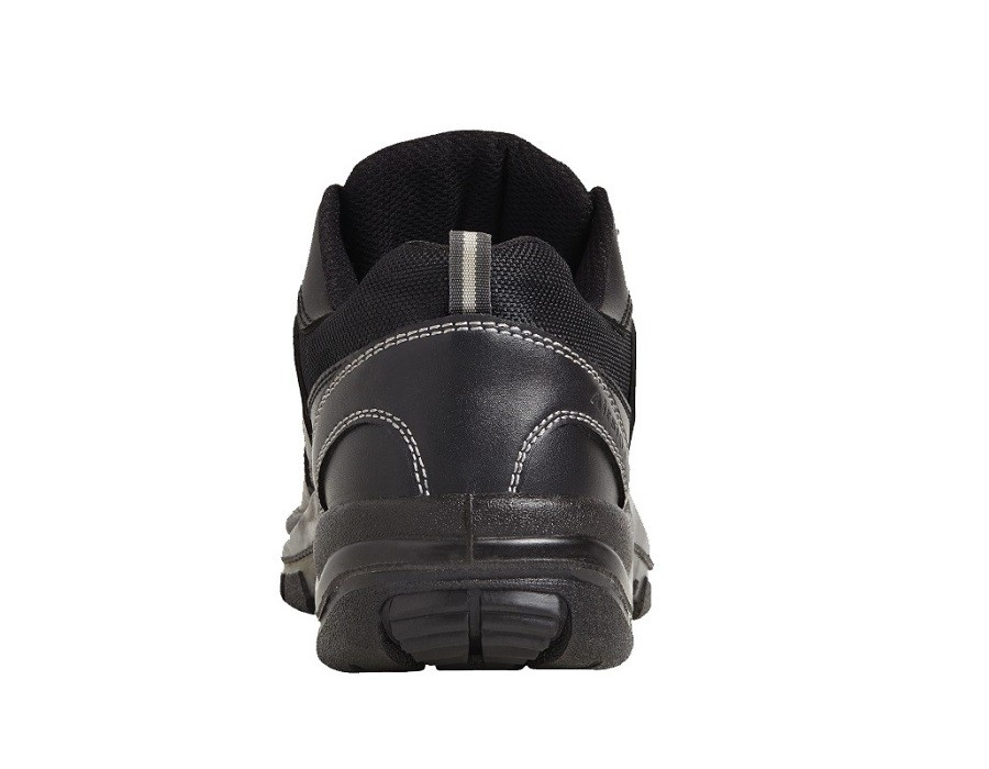 Airside Non Metallic Leather Safety Work Trainer Water Resistant NEW RANGE