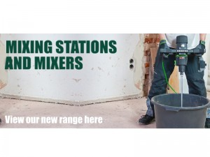 Mixing Stations & Paddle mixers