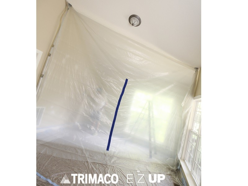 New Brand Alert -Trimaco Dust Containment